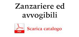 Catalogo Zanzariere ed avvolgibili